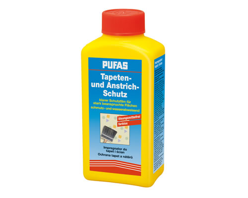 Solutie acrilica pentru protectia tapetelor [1]