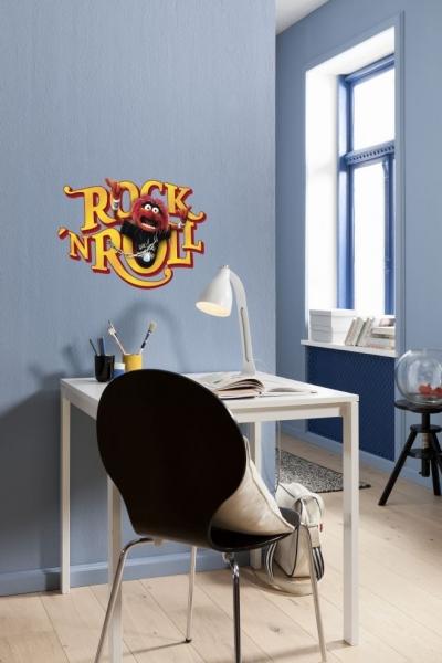 Sticker decorativ 14010 Muppets Rock'n Roll [0]