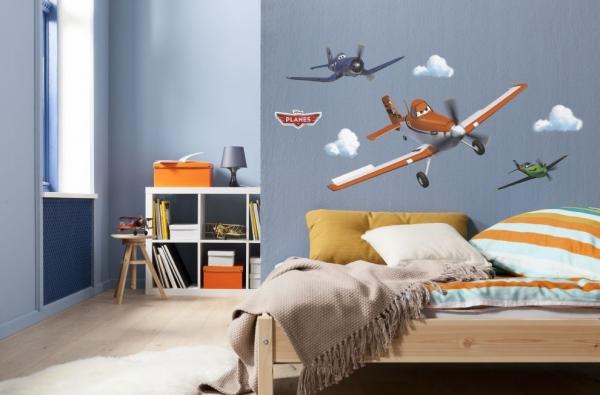 Sticker decorativ 14700 Planes 0