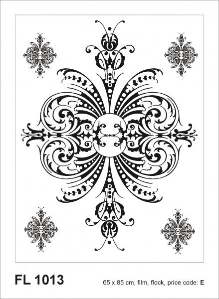 Sticker decorativ FL1013 Clasic [0]