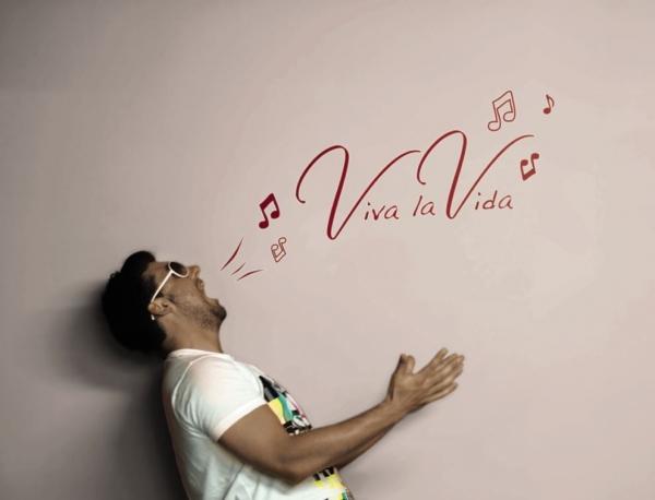 Sticker decorativ 17709 Viva la Vida 0