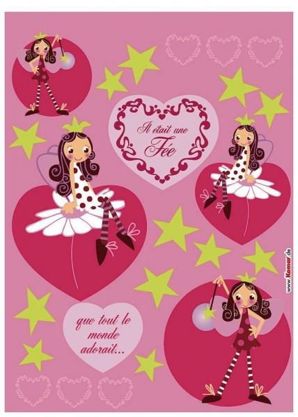 Sticker decorativ 17007 Fairy [1]