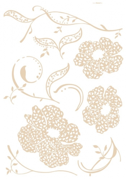 Sticker decorativ 17715 Amelie 1