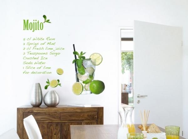 Sticker decorativ 17708 Mojito 0
