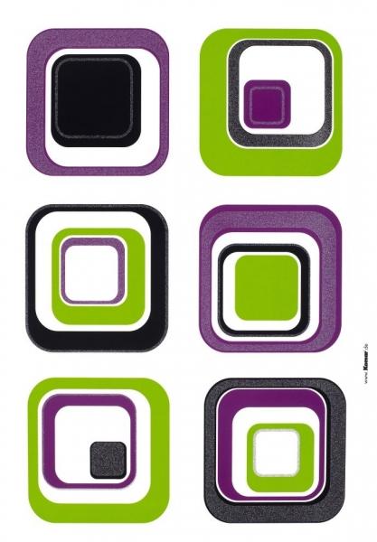 Sticker decorativ 17016 Fever [1]