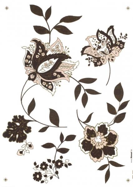 Sticker decorativ 17030 Jackie [1]