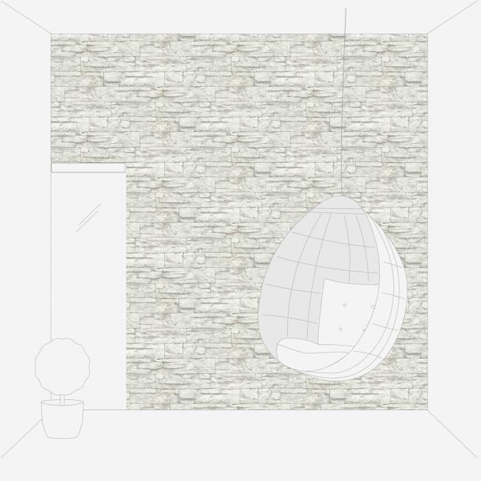 Tapet 7071-61 Wood 'n' Stone 4