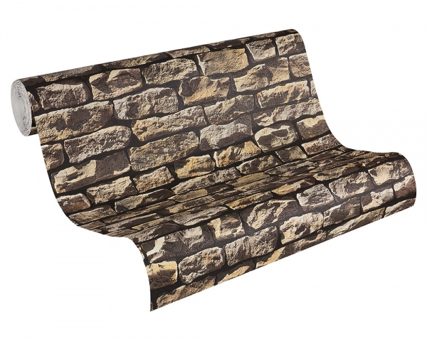Tapet 9079-12 Wood & Stone [3]