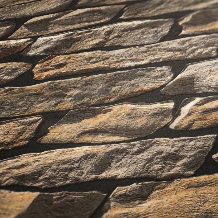 Tapet 9079-12 Wood & Stone [1]