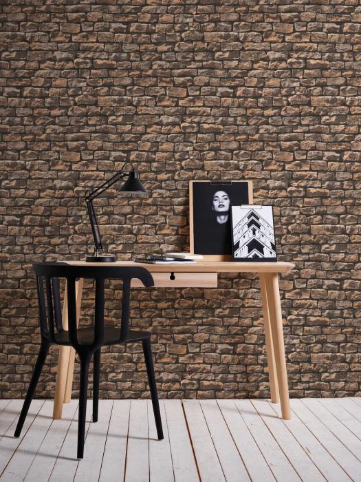 Tapet 9079-12 Wood & Stone [7]