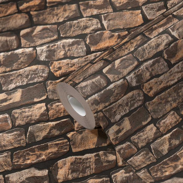 Tapet 9079-12 Wood & Stone [2]
