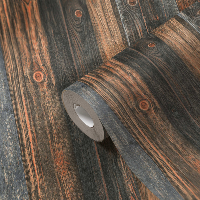 Tapet 9086-12 Wood & Stone [2]