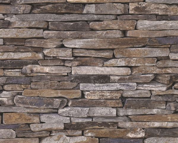 Tapet 9142-17 Wood 'n' Stone [0]