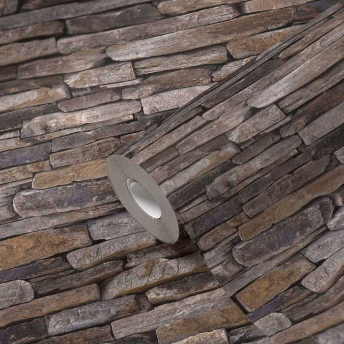 Tapet 9142-17 Wood 'n' Stone 2
