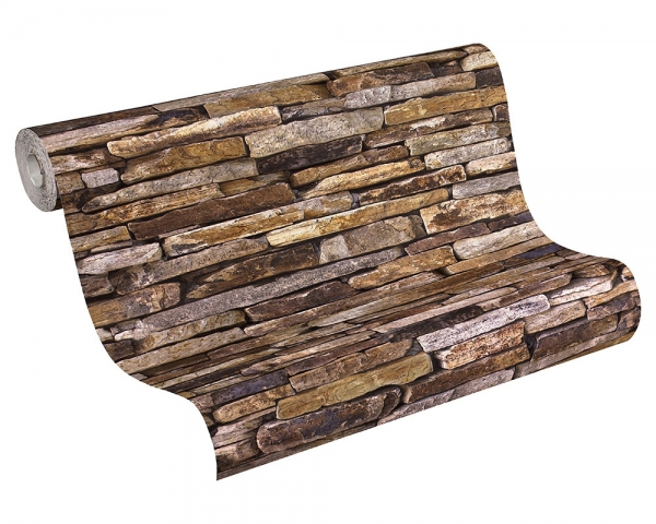 Tapet 9142-17 Wood 'n' Stone [3]