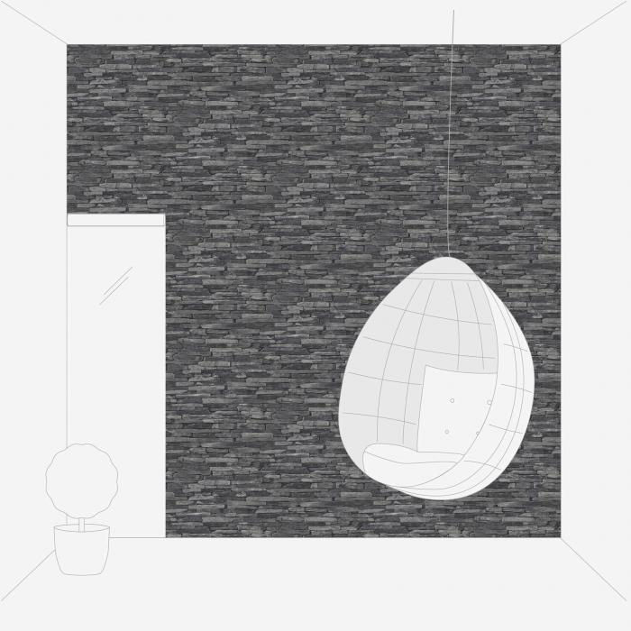 Tapet 9142-24 Wood 'n' Stone [4]