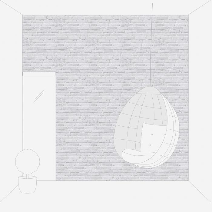 Tapet 94283-2 Wood & Stone [5]