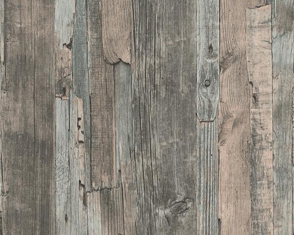 Tapet 95405-2 Wood & Stone 0