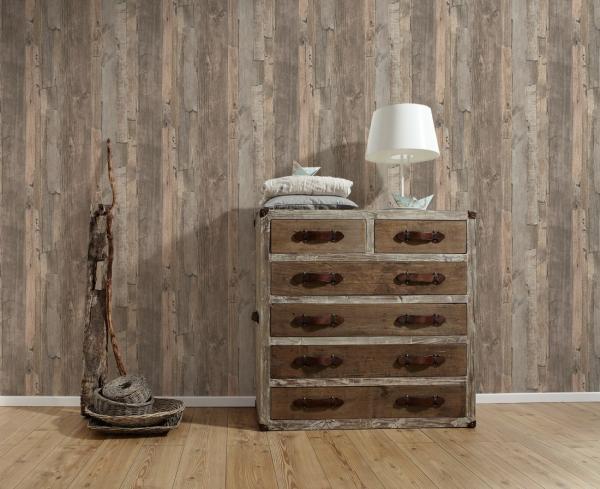 Tapet 95405-3 Wood & Stone 12