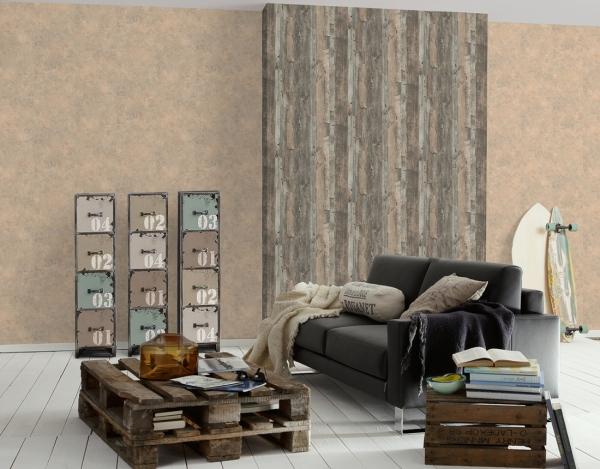 Tapet 95405-3 Wood & Stone 10