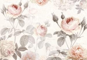 Fototapet XXL4-034 Flori pictate [0]