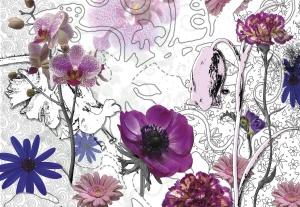 Fototapet 8-887 Violet [0]