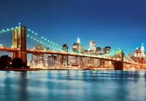 Fototapet 00961 New York East River0