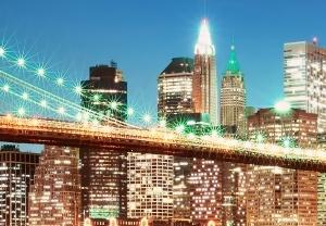 Fototapet 00961 New York East River1