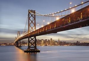 Fototapet 8-733 Bay Bridge [0]