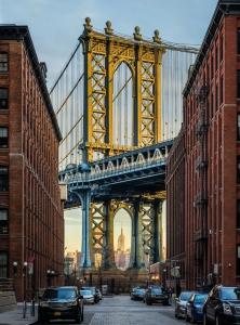 Fototapet XXL2-013 Podul Brooklyn [0]