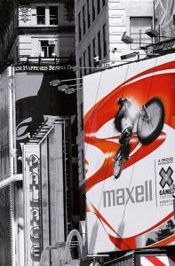 Fototapet 00687 Times Square 21