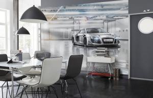 Fototapet 8-957 Audi R8 Le Mans [1]