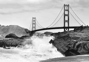 Fototapet 00967 Podul Golden Gate [0]
