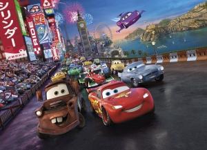Fototapet 4-401 Cars Race [0]