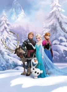 Fototapet 4-498 Frozen Winter Land [0]
