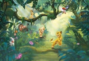 Fototapet 8-475 Lion King Jungle [0]