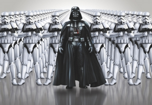 Fototapet 8-490 STAR WARS Imperial Force [0]