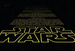 Fototapet 8-487 STAR WARS Intro [0]