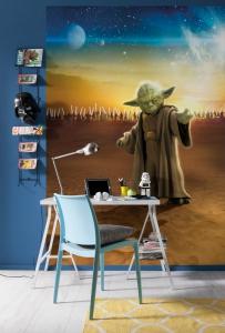 Fototapet 4-442 STAR WARS Master Yoda [1]