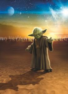 Fototapet 4-442 STAR WARS Master Yoda [0]