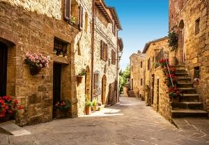 Fototapet 00168 Sat Toscan [0]