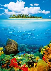 Fototapet 00374 Insula tropicala [0]