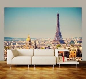 Fototapet 00950 Paris - panorama2