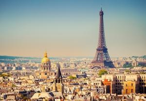 Fototapet 00950 Paris - panorama0