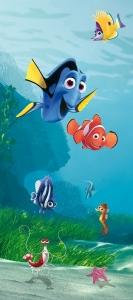 Fototapet FTDv 1808 Nemo & Dory0