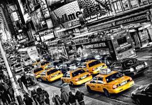 Fototapet 00116 Yellow Cab [0]