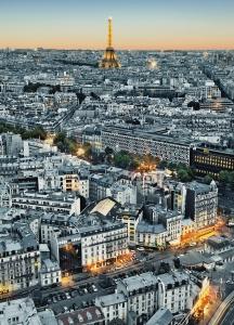 Fototapet 00434 Vedere Paris [0]