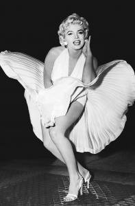 Fototapet 00689 Legenda Marilyn Monroe [0]