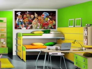 Fototapet FTDh 0609 Muppets [1]