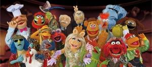 Fototapet FTDh 0609 Muppets [0]